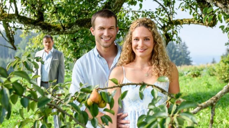 """In der 16. Staffel von """"Sturm der Liebe"""" dreht sich alles umFranzi und Tim. (Foto)"""