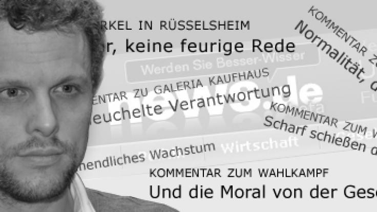News.de-Redakteur Oliver Roscher.