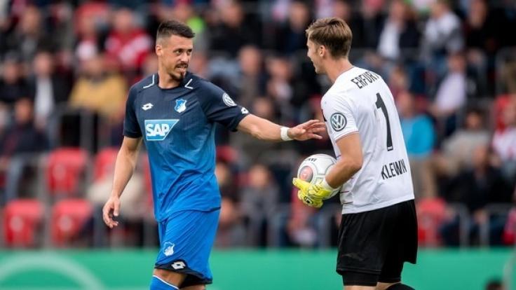 Heimspiel TSG 1899 Hoffenheim: Die aktuellen Spielergebnisse der 1. Fußball-Bundesliga bei news.de.