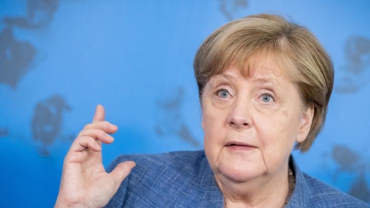 Angela Merkel und die Länderchefs kommen am 10. August erneut zusammen, um über das weitere Vorgehen in der Corona-Krise zu beraten. (Foto)