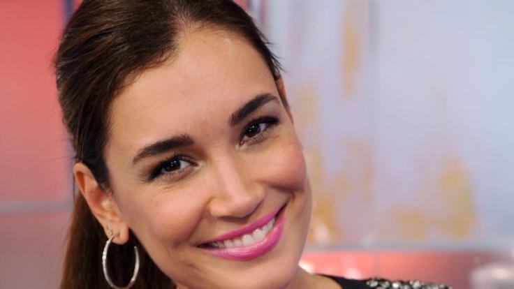 Jana Ina Zarrella ist eine echte Naturschönheit. (Foto)