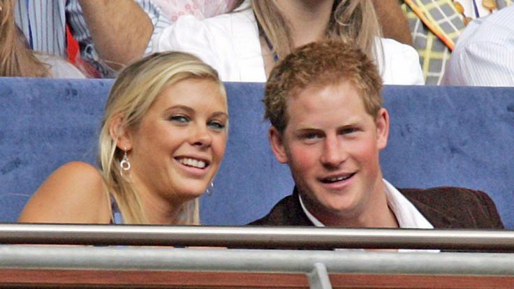 Prinz Harry und Chelsy Davy waren knapp 5 Jahre lang ein Paar. (Foto)