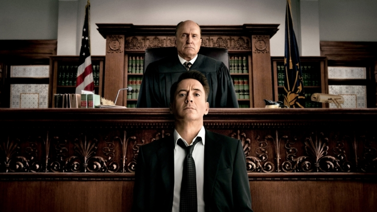 Robert Downey jr. und Robert Duvall in