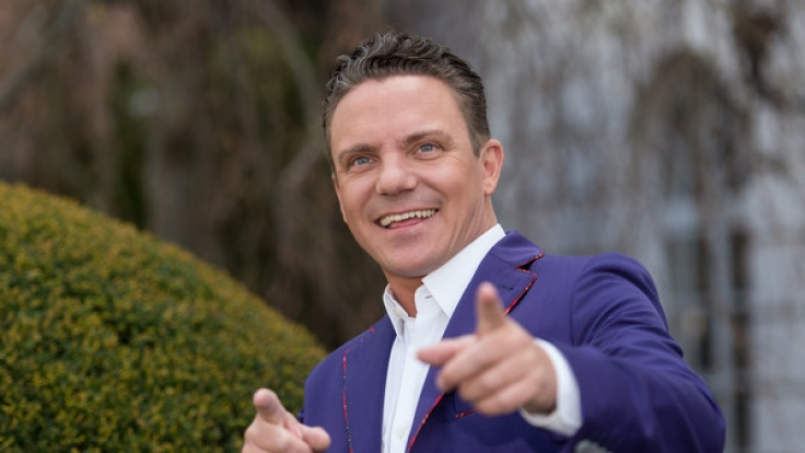 "Stefan Mross moderiert ""Immer wieder sonntags"" in Rust. Am 4. Juni heißt es allerdings Ausfall für die TV-Show. (Foto)"