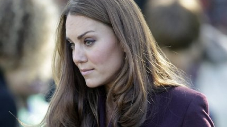 Kate Middleton darf sich nicht Prinzessin nennen.