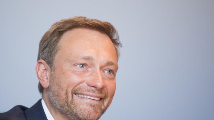 Christian Wolfgang Lindner ist seit 2013 Bundesvorsitzender der FDP.