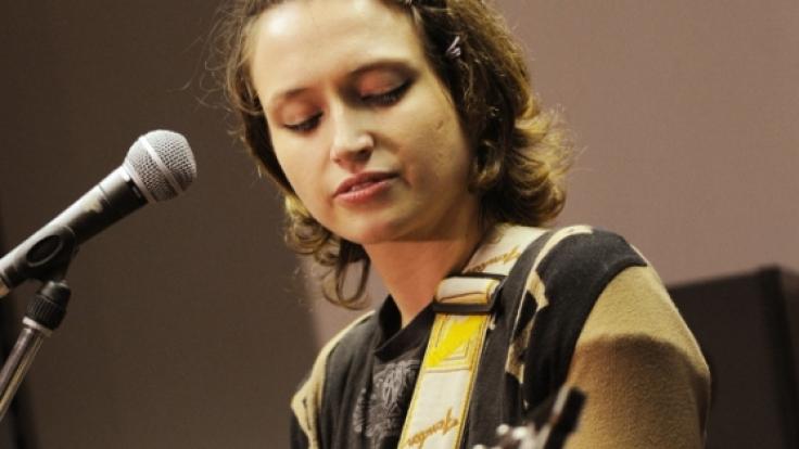 MiMi Westernhagen, Tochter von Marius Müller-Westernhagen, liegt die Musik im Blut.