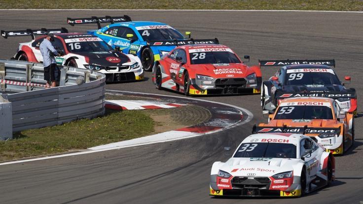 Auf dem Hockenheimring findet vom 04. bis zum 06.10. das 9. DTM-Rennen statt.