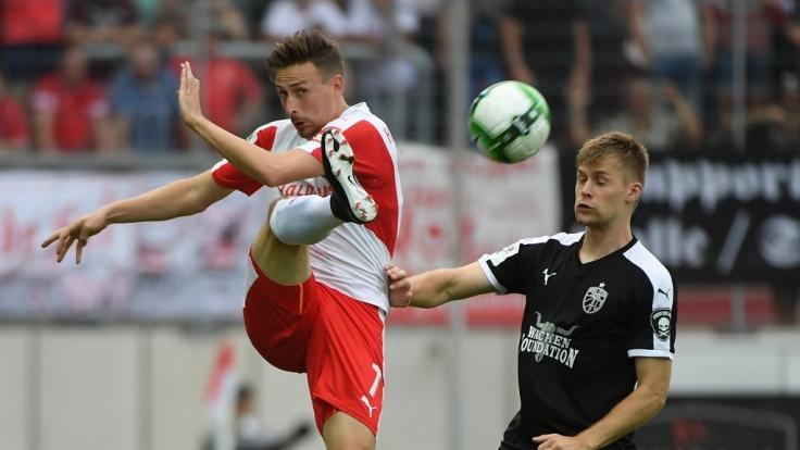 Heimspiel Hallescher FC : Die aktuellen Spielergebnisse der 3. Liga bei news.de.