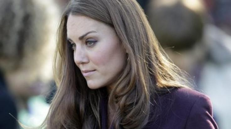 Kate Middleton steht aktuell ohne Haushälterin da.
