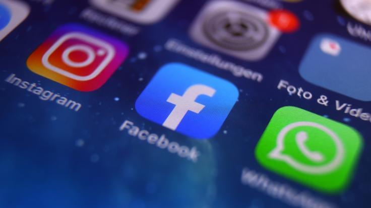Stundenlang waren Facebook, Instagram und WhatsApp am Montag nicht erreichbar. (Foto)