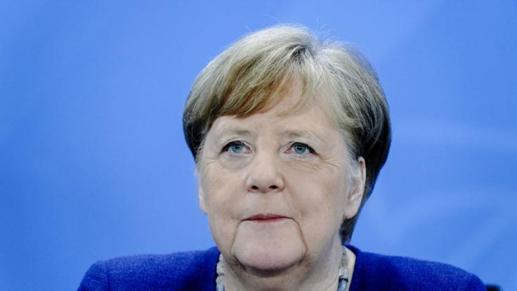 Angela Merkel hat die Ergebnisse der Ministerkonferenz vom 06. Mai bekanntgegeben. (Foto)