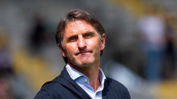 Bruno Labbadia gilt auch in dieser Saison als Kandidat für die erste Trainerentlassung.