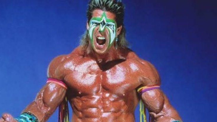 Ein Superstar der Wrestling-Welt: The Ultimate Warrior.