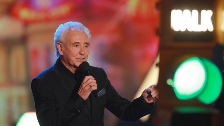 Ist seit 50 Jahren erfolgreich im Musikgeschäft: Der britische Sänger Tony Christie.