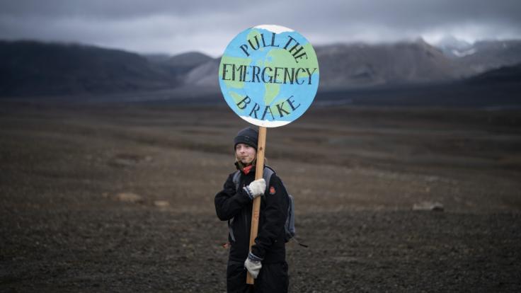 Der erste Gletscher wurde in Island für