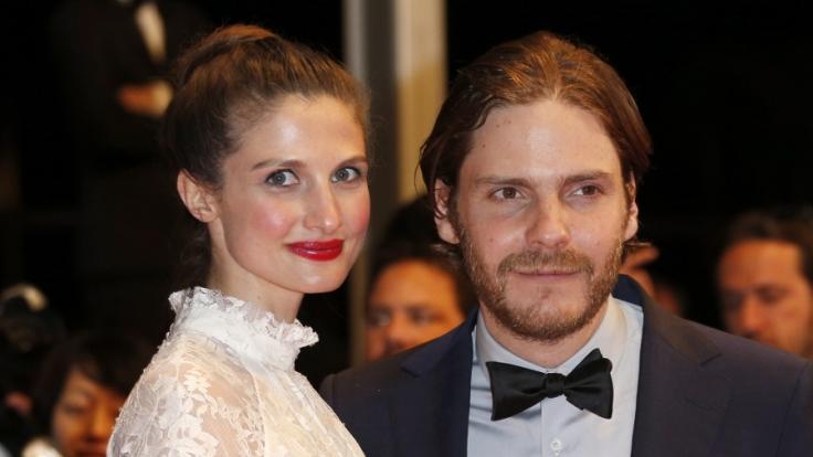 Daniel Brühl und Felicitas Rombold lernten sich vor sechs Jahren kennen. (Foto)
