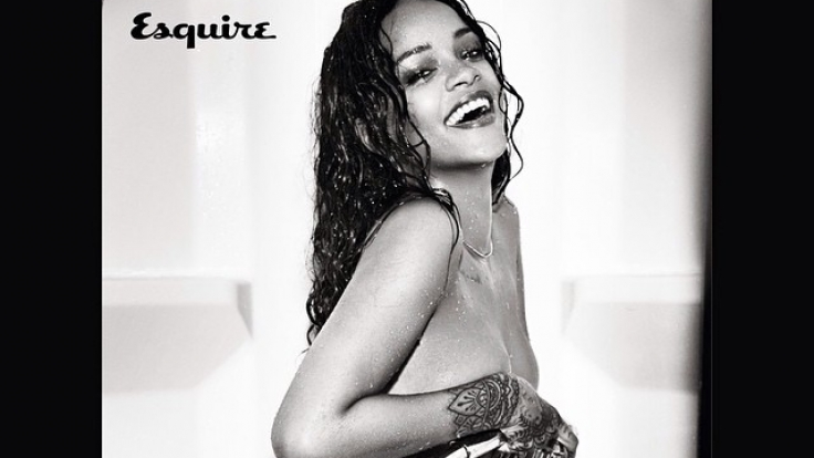 Rihanna bekannte: Zu Weihnachten wünscht sie sich einen «großen, gestutzten Schw***». (Foto)