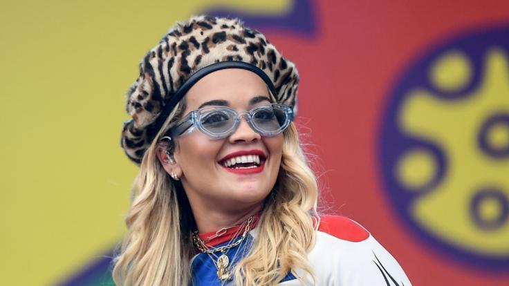 Rita Ora begeistert ihre Fans mit neuen Bikini-Fotos. (Foto)