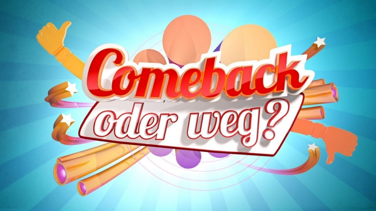 Comeback oder weg? bei RTL (Foto)