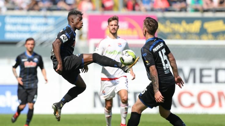 Heimspiel SC Paderborn 07: Die aktuellen Spielergebnisse der 1. Liga bei news.de (Foto)