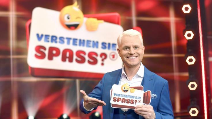 """Nach zwölf Jahren ist Schluss: Moderator Guido Cantz verabschiedet sich von """"Verstehen Sie Spaß?"""". (Foto)"""