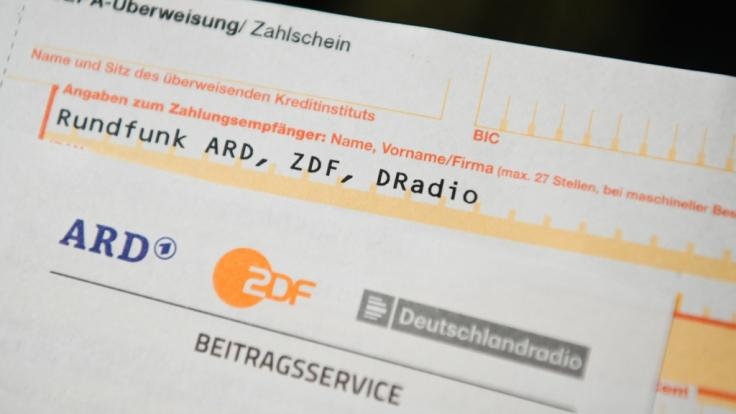 Der Rundfunkbeitrag soll laut Beschluss auf 18,36 Euro pro Monat angehoben werden. (Foto)