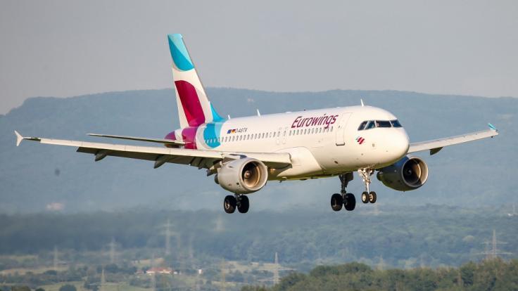 Ein Eurowings-Passagier ist auf dem Flug zwischen Gran Canaria und Köln verstorben (Symbolbild). (Foto)
