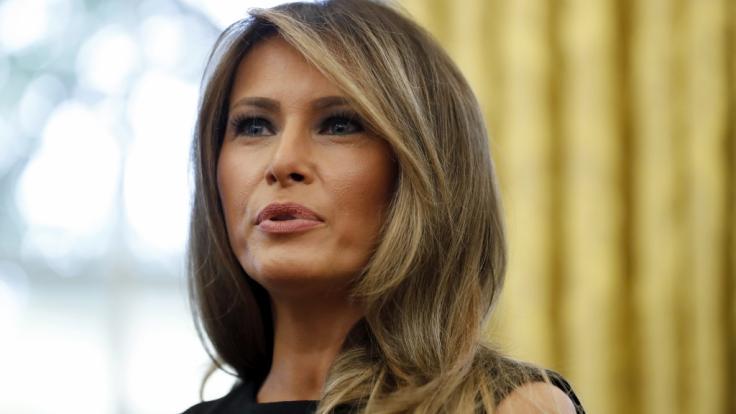 Melania Trump sorgt mit einer mysteriösen Reiserechnung über knapp 100.000 US-Dollar für Furore.
