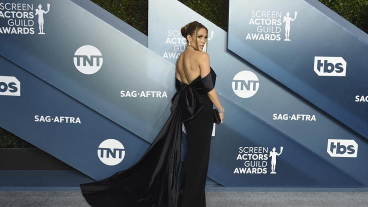 Jennifer Lopez begeisterte bei den