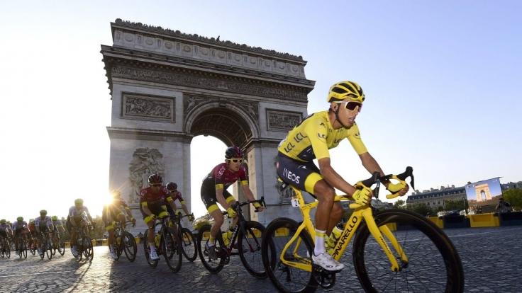 Tour de France bei Das Erste