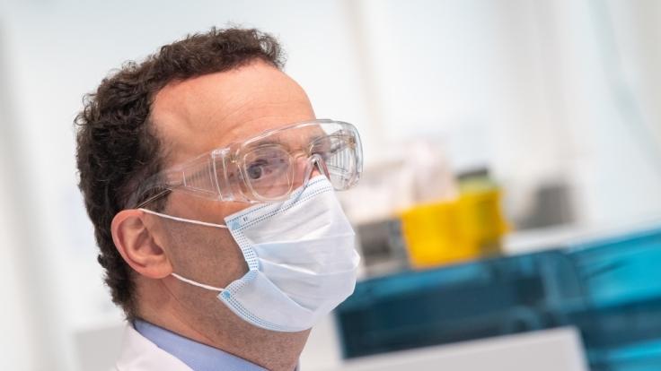 Jens Spahn plant die Einführung eines Coronaausweises. (Foto)