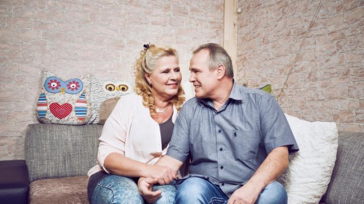 Silvia und Harald sprechen über ihre Zukunftspläne