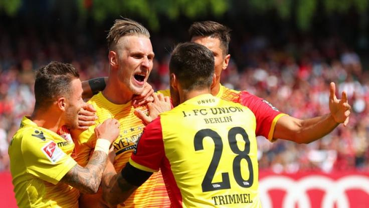 Heimspiel 1. FC Union Berlin: Die aktuellen Spielergebnisse der 2. Bundesliga bei news.de (Foto)