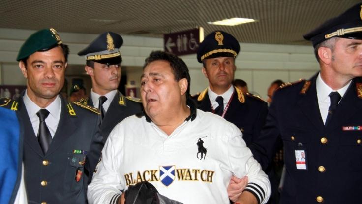 Italiener Roberto Pannunzi regiert den europäischen Drogenhandel.