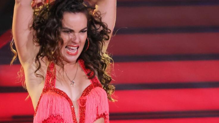 """Tänzerin Renata Lusin dürfte vielen durch ihren vollen Körpereinsatz bei """"Let's Dance"""" bekannt sein (Foto)"""