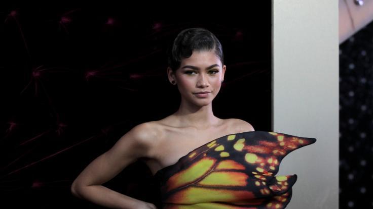Schauspielerin Zendaya zählt zu Hollywoods heißesten Newcomerinnen.