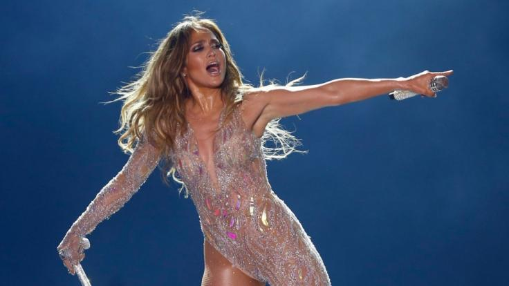 Jennifer Lopez wackelt sich in die Herzen der Fans.