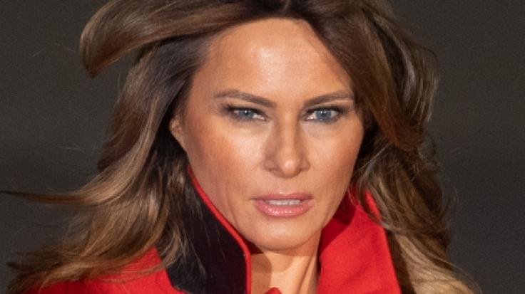 Die Nachrichten des Tages bei news.de: Melania Trump schwänzte Trumps Rede. (Foto)
