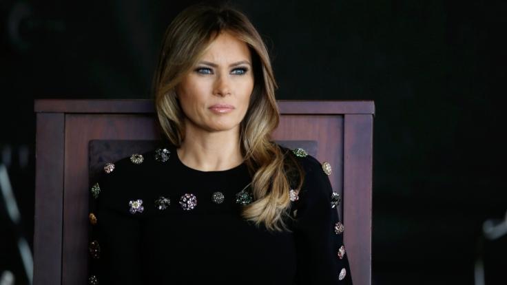 Wie lange steht Melania Trump noch zu ihrem Mann?