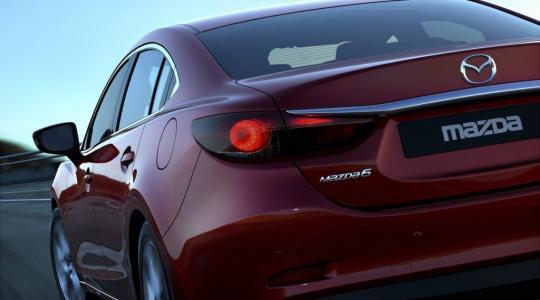 Die besten Bilder zu Mazda 6 2013: Hoffnungsträger (Foto)
