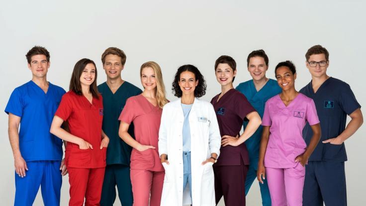 In aller Freundschaft - Die jungen Ärzte kommt jeden Donnerstag, um 18.50 Uhr.