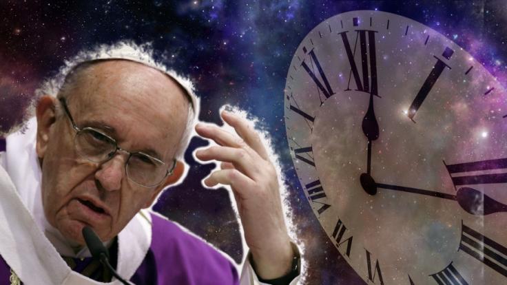 Hat der Vatikan eine Zeitmaschine? (Foto)