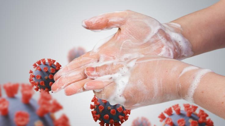 Im Netz wird zu dubiosen Hausmittelchen zum Schutz vor dem Coronavirus geraten. (Foto)