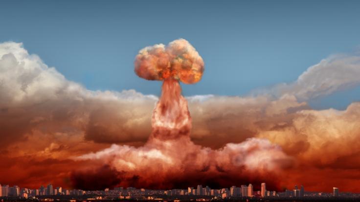 In China warnen Medien vor einem Nuklear-Showdown mit den USA. (Foto)