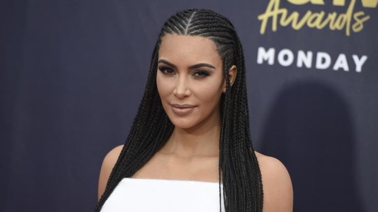 Kim Kardashian wollte eigentlich keine Selfies mehr aufnehmen. (Foto)