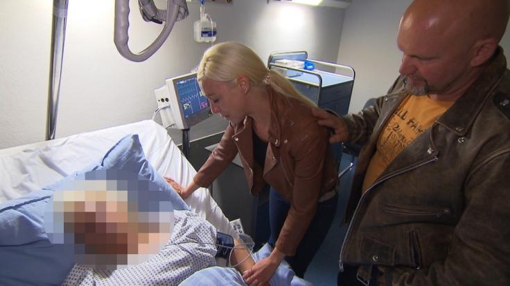 Einer der BTN-Stars könnte bald den Serientod sterben. Doch um wen handelt es sich? (Foto)
