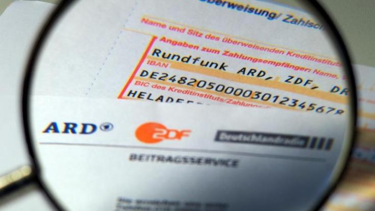 Die Rundfunkgebühren sind vielen Deutschen ein Dorn im Auge.