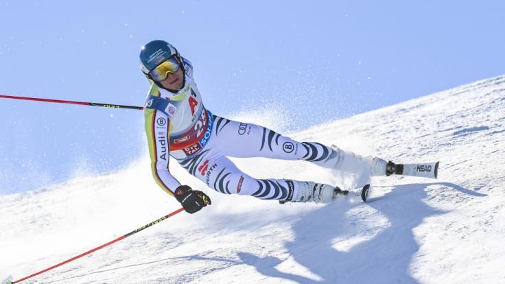 Die Weltcup-Saison 2021/22 der Ski-alpin-Athleten beginnt am 23. und 24. Oktober 2021 in Sölden (Österreich) mit dem Riesenslalom der Damen und Herren. (Foto)