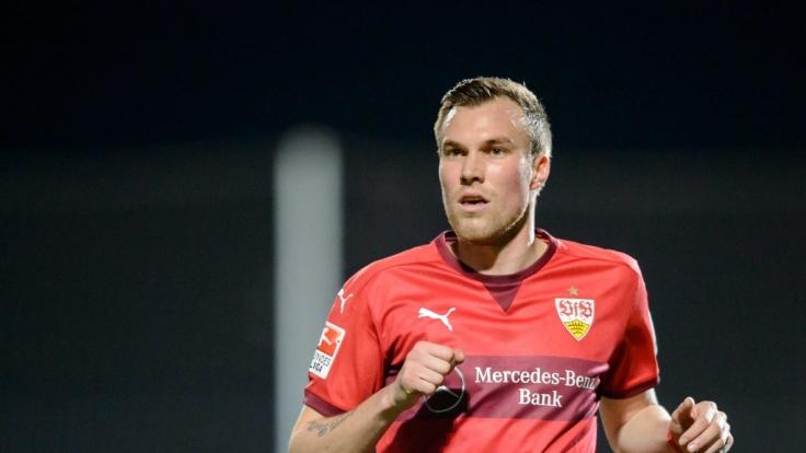 Beim VfB Stuttgart fühlt sich Kevin Großkreutz als